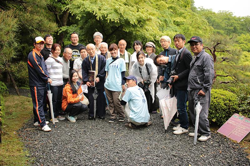 第一回「田植え・百済寺来訪」